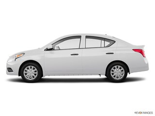 New 2018 Nissan Versa 1.6 S+ Sedan for sale in Manhattan, KS at Briggs Manhattan