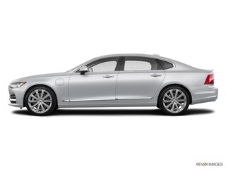 2018 Volvo S90 Hybrid T8 Inscription Sedan LVYBC0AL9JP033329 for sale in El Paso, TX at Volvo of El Paso