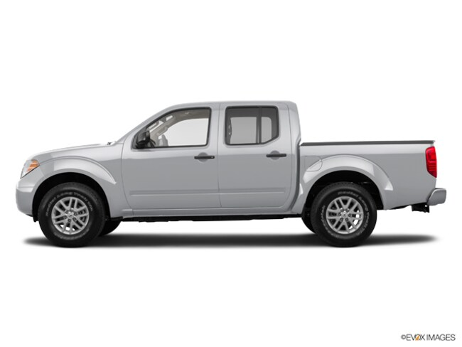 New 2018 Nissan Frontier SV Truck Crew Cab in Chattanooga