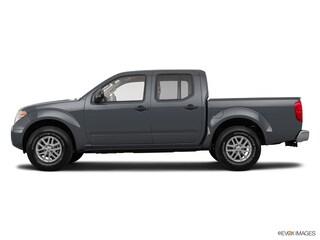 new 2018 Nissan Frontier SV Truck Crew Cab in Lafayette