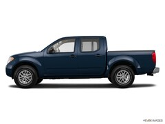 2018 Nissan Frontier Crew Cab 4x2 SV V6 Auto Long Bed Truck