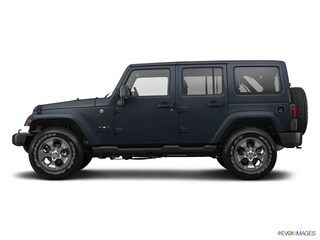 2018 Jeep Wrangler JK Unlimited Sahara Altitude 4x4 SUV