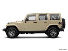 New 2018 Jeep Wrangler JK Unlimited Rubicon 4x4 SUV for Sale in Oneida