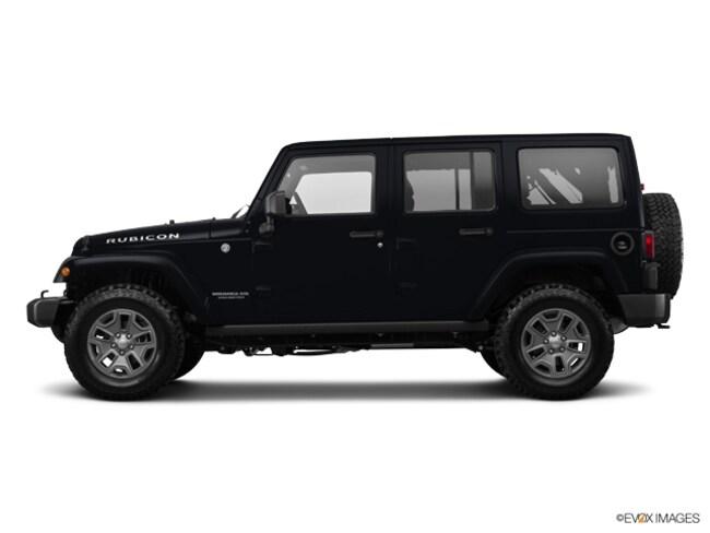 2018 Jeep Wrangler JK Unlimited Rubicon 4x4 SUV