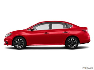 New 2018 Nissan Sentra SR in North Smithfield near Providence