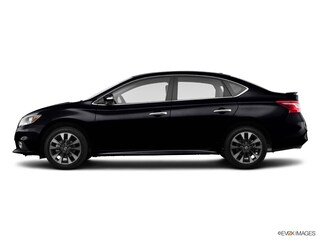 New 2018 Nissan Sentra SR Sedan For Sale Mount Airy NC