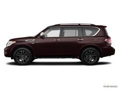2018 Nissan Armada Platinum SUV [N92, L93, X01, FL3, SEA, IKP]