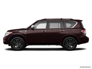 2018 Nissan Armada 4x4 Platinum Sport Utility