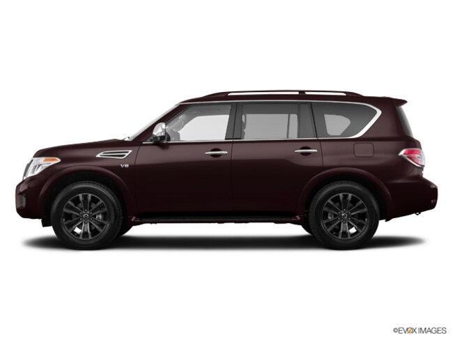 2018 Nissan Armada Platinum SUV [N92, L93, X01, FL3, SEA, IKP] For Sale in Swazey, NH