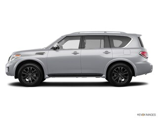 New 2018 Nissan Armada Platinum SUV Eugene, OR
