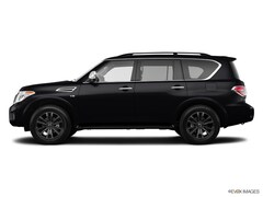 2018 Nissan Armada 4x4 Platinum Reserve Package SUV