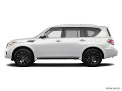 New 2018 Nissan Armada Platinum SUV in Wallingford CT