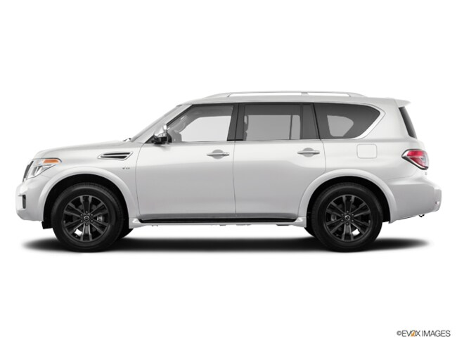Certified Pre-Owned 2018 Nissan Armada Platinum SUV in Manchester, NH