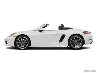 Used 2018 Porsche 718 Boxster Roadster Cabriolet for sale in Houston, TX