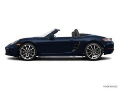 New Audi & Porsche 2018 Porsche 718 Boxster Convertible WP0CA2A89JS210709 for sale in Birmingham, MI