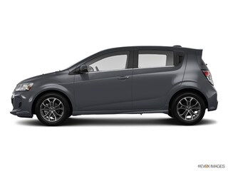 2018 Chevrolet Sonic 5dr HB Auto LT w/1SD Hatchback