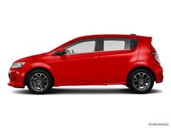 2018 Chevrolet Sonic LT Auto w/1SD Hatchback