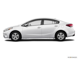 New 2018 Kia Forte LX Sedan 3KPFL4A77JE247304 Shrewsbury,MA