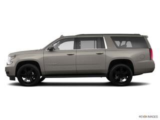 2018 Chevrolet Suburban Base SUV