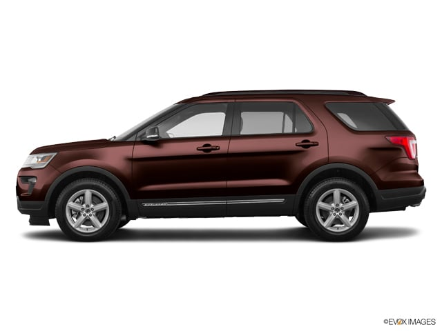 2018 Ford Explorer XLT XLT FWD