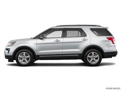 Used 2018 Ford Explorer XLT SUV for sale in Anson TX