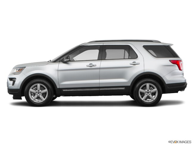 New 2018 Ford Explorer XLT FWD For Sale/Lease Gaffney, SC