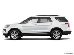 New 2018 Ford Explorer XLT XLT FWD for sale in Yuma, AZ