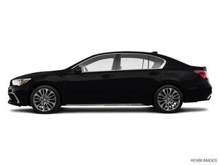 New 2018 Acura RLX Base w/Technology Package Sedan