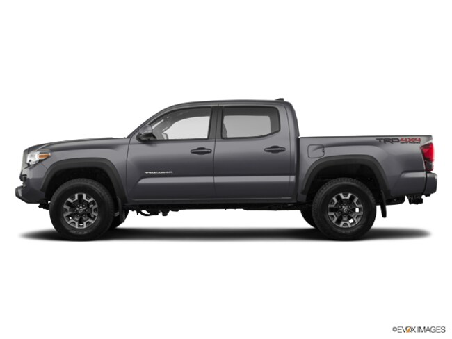 New 2017 2018 Toyota Tacoma TRD Off-Road 4x2 TRD Off-Road  Double Cab 5.0 ft SB near Phoenix