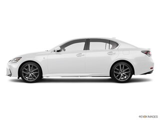 New 2018 LEXUS GS 350 F Sport Sedan