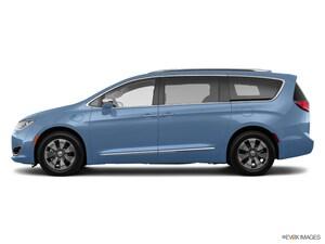 2018 Chrysler Pacifica Hybrid Hybrid Limited
