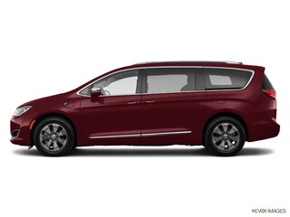 2018 Chrysler Pacifica Hybrid CHRYSLER LIMITED Van Passenger Van
