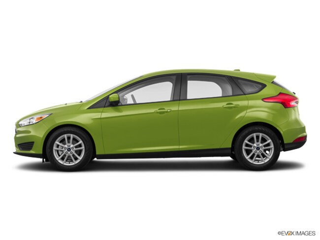2018 Ford Focus SE Hatchback for sale in Jacksonville at Duval Ford