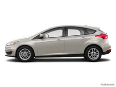 New 2018 Ford Focus SE Hatchback in Helena, MT