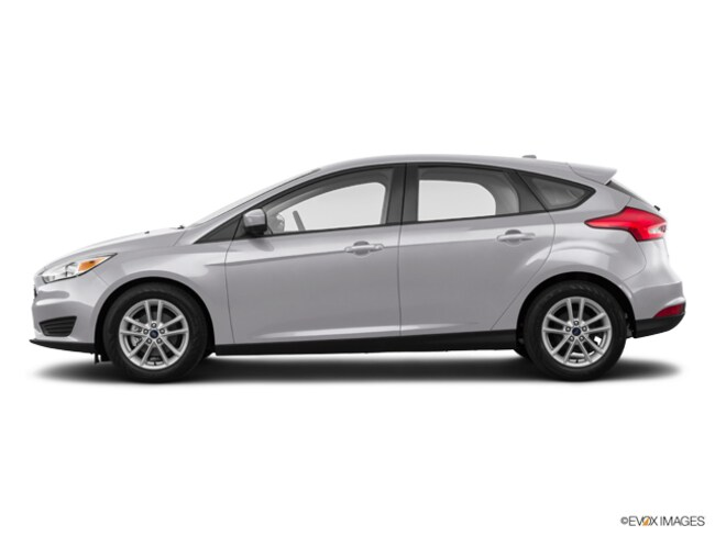 New  2018 Ford Focus SE Hatchback Stevens Point