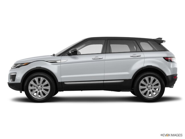 New 2018 Land Rover Range Rover Evoque HSE SUV For Sale/Lease Dallas, TX