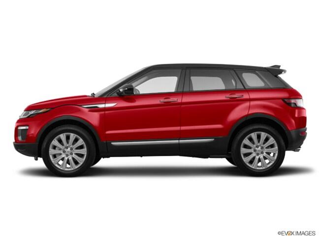New 2018 Land Rover Range Rover Evoque HSE SUV For Sale/Lease Dallas, TX