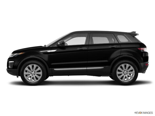 New 2018 Land Rover Range Rover Evoque HSE SUV in Farmington Hills, MI