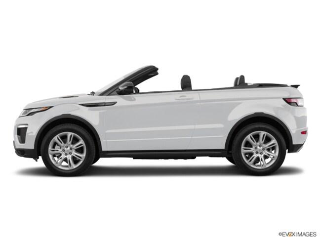 New 2018 Land Rover Range Rover Evoque HSE Dynamic Convertible in Farmington Hills, MI