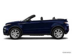 New 2018 Range Rover Evoque Convertible near Boston MA