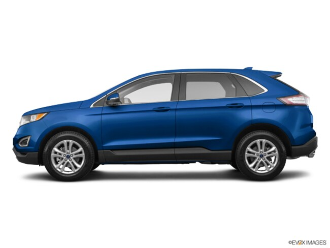 New 2018 Ford Edge SEL SUV For sale/lease Holland, MI