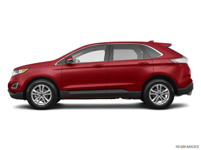 New 2018 Ford Edge SEL SUV for sale near Esko, MN
