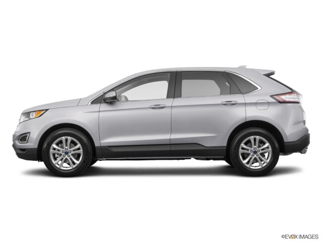 2018 Ford Edge SEL All-wheel Drive