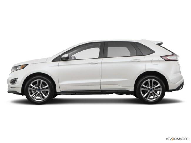 New 2018 Ford Edge Sport SUV Columbus Kansas