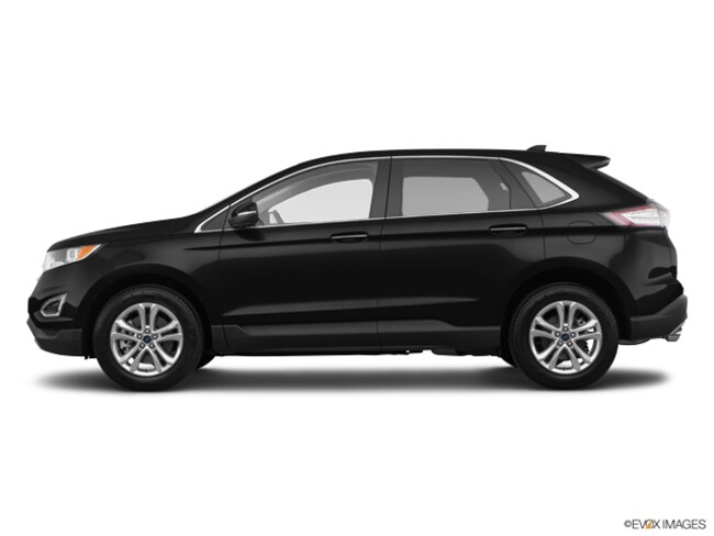 Used 2018 Ford Edge Titanium SUV for sale in Havelock, NC