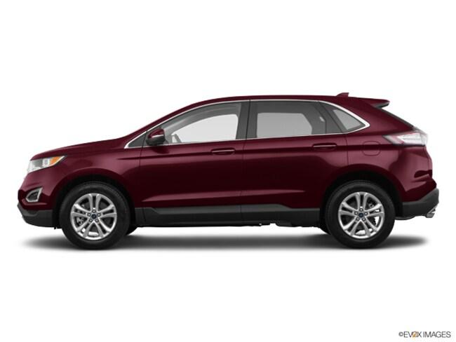 New 2018 Ford Edge Titanium SUV Near Atlanta
