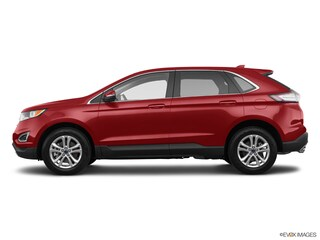2018 Ford Edge Titanium 2WD Sport Utility Vehicles