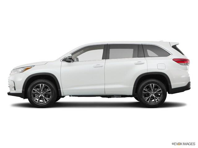2018 Toyota Highlander AWD LE Plus SUV