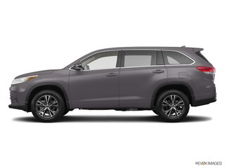 New 2018 Toyota Highlander LE Plus V6 SUV serving Baltimore