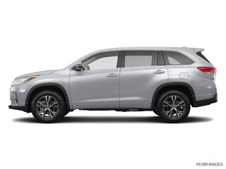 New 2018 Toyota Highlander LE Plus V6 SUV